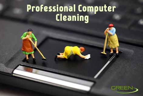 professional computer cleaning