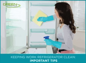 Keeping Work Refrigerator Clean: Important Tips