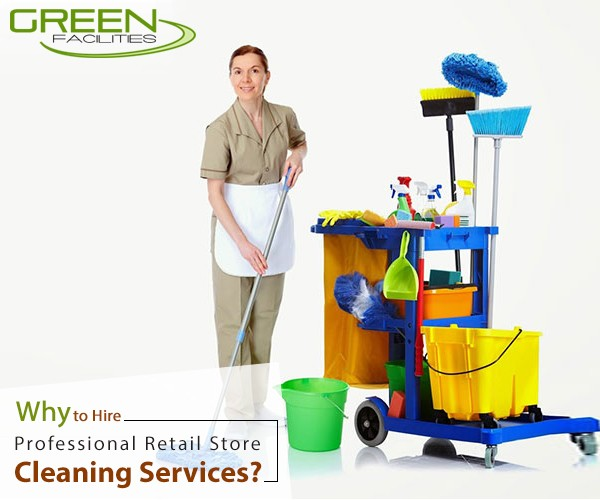 retail store cleaning company