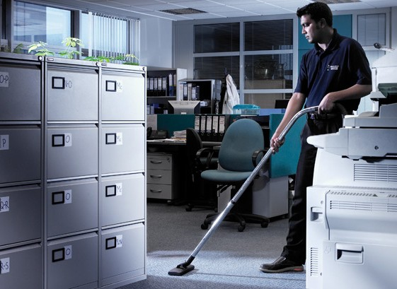office cleaning contractor London